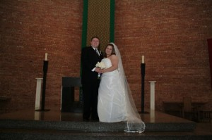 Married at St. Tom's