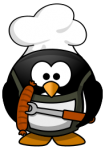 grilling-penguin