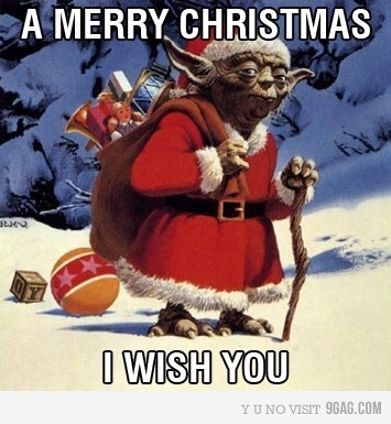 A Very Merry Christmas You Will Have