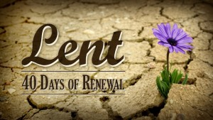 The Lenten Experiment