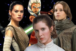 Star Wars Is More Gender Neutral thanks to these women!
