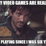 RTotD: Gaming In Your Late 30s
