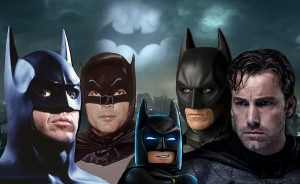 Top 5 Batman Portrayals