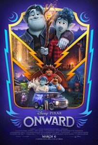 Movie Review of Onward