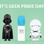 Happy Geek Pride/Towel/Memorial Day