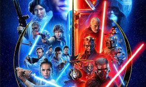 Star Wars month wrap-up