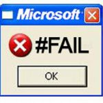 Biggs' Top 5 Epic Microsoft Fails
