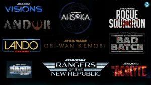 Ten Star Wars Projects