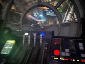 Falcon Cockpit (Pilot 2)