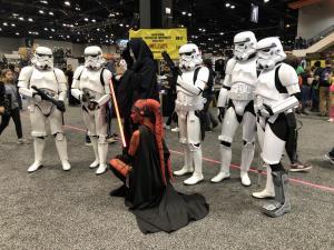 A Sith Twi'lek joins