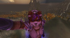 High atop Highmountain